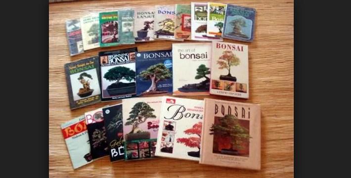 Buku Bonsai: Buku & Majalah Yang Direkomendasikan Untuk Membuat Bonsai